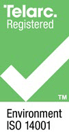 Telarc Registration Mark - Environment - ISO 14001