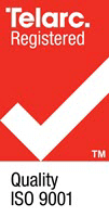 Telarc Registration Mark - Quality - ISO 9001